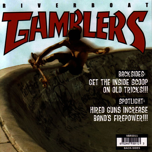 Backsides by Riverboat Gamblers