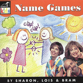 Name Games by Sharon Lois and Bram