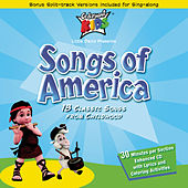 Songs Of America by Cedarmont Kids