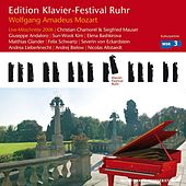 Wolfgang Amadeus Mozart, Sonata K 19d, 10 variations K 455; 8 variations K460; Trio K 498; Piano Cto No. 26 (Live recordings from the Ruhr Piano Festival KFR 14 CD 1) by Various Artists