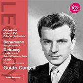 Cantelli live at the 1954 Edinburgh Festival by Philharmonia Orchestra
