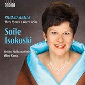Strauss: 3 Hymns - Opera arias by Soile Isokoski
