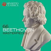 66 Beethoven Masterpieces by Various Artists