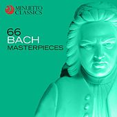 66 Bach Masterpieces by Various Artists