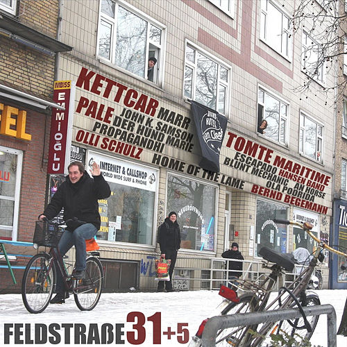 "Grand Hotel van Cleef - ""Feldstraße 31+5"" by Various Artists"