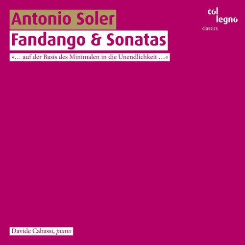Fandango & Sonatas by Davide Cabassi