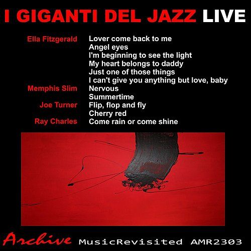 I Giganti del Jazz Live by Various Artists