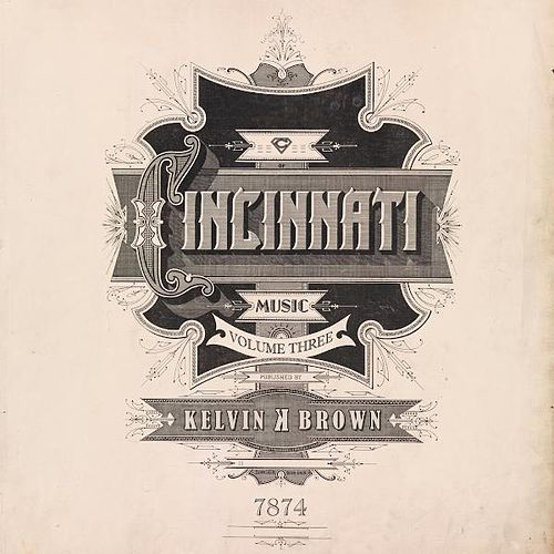 Cincinnati Music 3 by Kelvin K. Brown