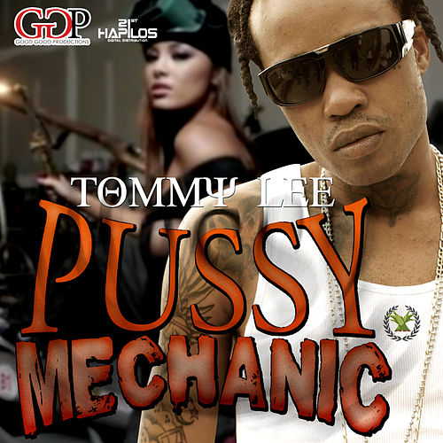 Pussy Mechanic - Single by Tommy Lee
