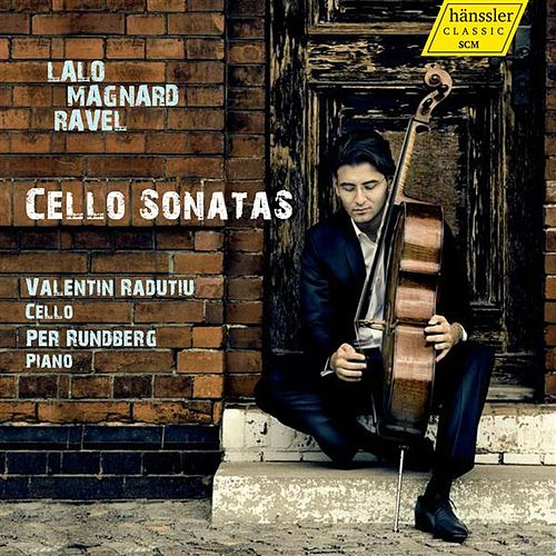 Cello Sonatas by Valentin Radutiu