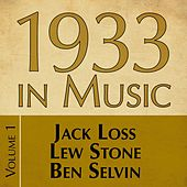 1933 in Music, Vol. 1 by Various Artists