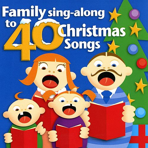 Family Sing-Along to 40 Christmas Songs by Kidzone