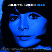 Blue by Juliette Greco