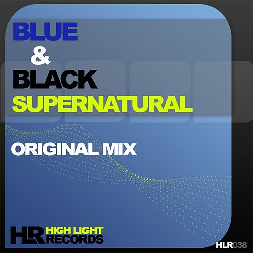 Supernatural by Blue