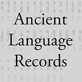 Ancient Language Compilation 4 by Various Artists