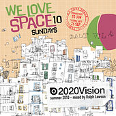 Ralph Lawson - We Love Space Sundays by Various Artists