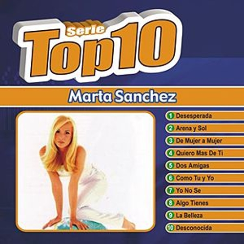 Serie Top Ten by Marta Sanchez