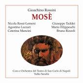 Paperback Opera - Mosè   GA 1956 by Tullio Serafin