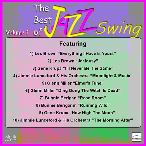 The Best of Jazz Swing, Vol. 1 by Various Artists