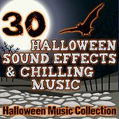30 Halloween Sound Effects & Chilling Music (Halloween Music Collection) by Holiday Music Classics