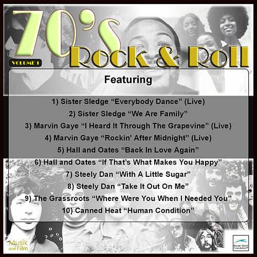 70's Rock and Roll, Vol. 1 by Various Artists