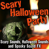 Scary Halloween Party (Scary Sounds, Halloween Sounds and Spooky Sound FX) by Holiday Music Classics