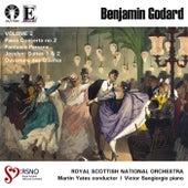 Godard: Piano Concerto No. 2 by Benjamin Godard and Royal Scotish National Orchestra