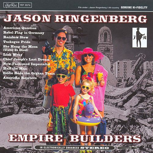 Empire Builders by Jason Ringenberg
