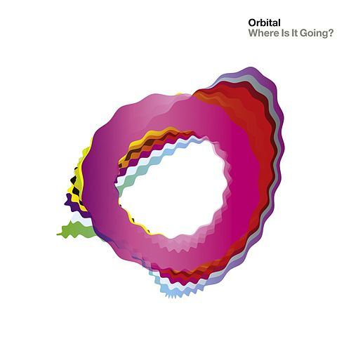 Where Is It Going? von Orbital