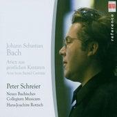 Bach: Arien aus Geistlichen Kantaten von Various Artists