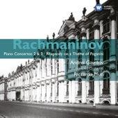 Piano Concertos 2 and 3 / Rhapsody On A Theme... by Sergei Rachmaninov