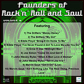 Founders of Rock 'n' Roll and Soul, Vol. 8 by Various Artists