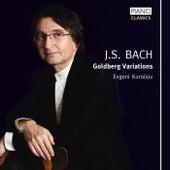 Goldberg Variations by Evgeni Koroliov