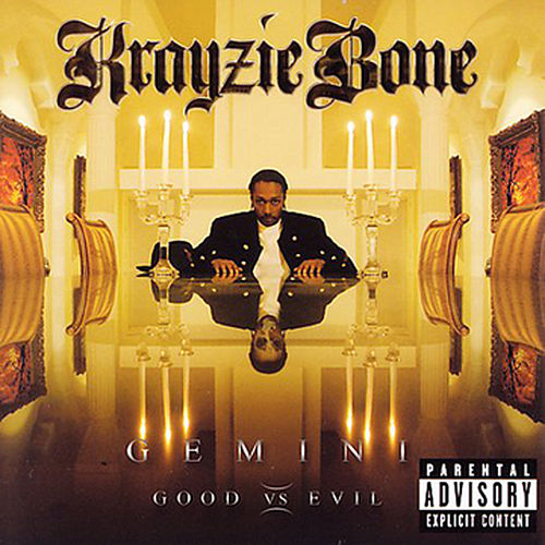 Gemini: Good Vs. Evil by Krayzie Bone