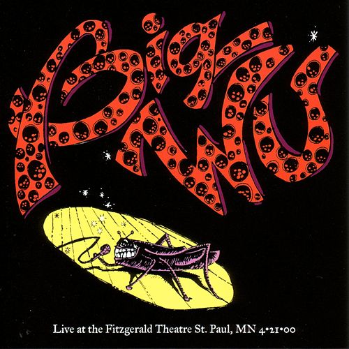 Live At The Fitzgerald Theatre by The Big Wu