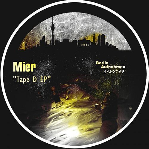 Tape D EP by Los Mier