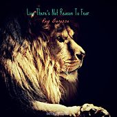 Lion There's Not Reason To Fear by Rey Barossa