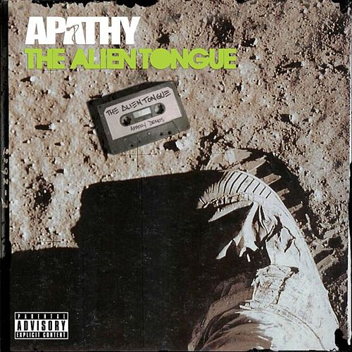 The Alien Tongue by Apathy