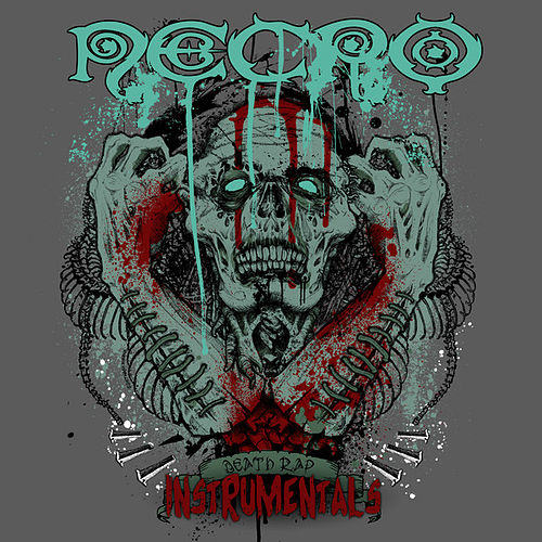 Death Rap (Instrumentals) by Necro