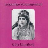 Lebendige Vergangenheit - Göta Ljungberg by Göta Ljungberg