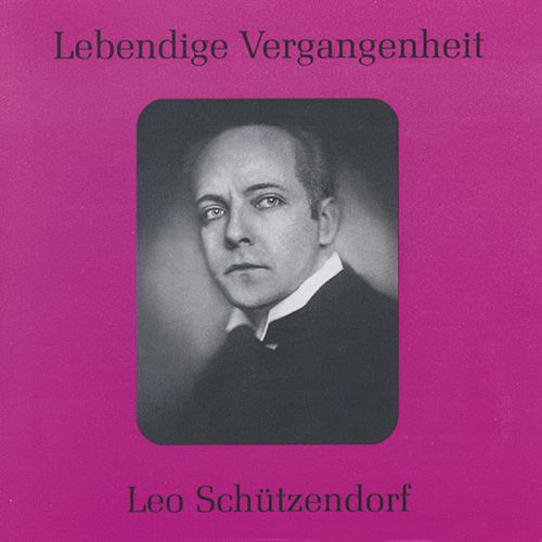Lebendige Vergangenheit - Leo Schützendorf by Various Artists