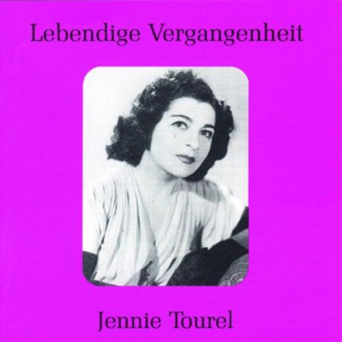 Lebendige Vergangenheit - Jennie Tourel by Jennie Tourel