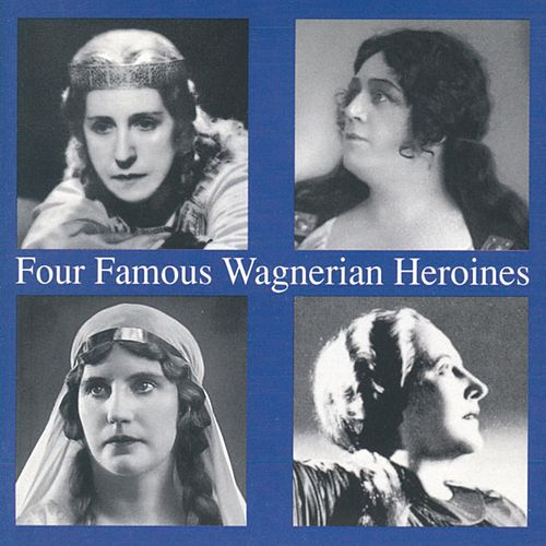 Four Famous Wagnerian Heroines by Various Artists