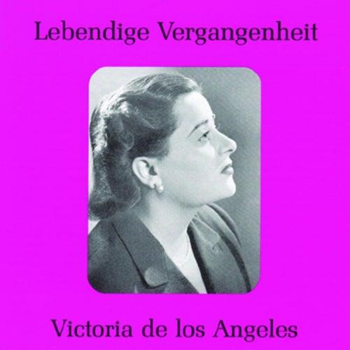 Lebendige Vergangenheit - Victoria de los Angeles by Various Artists