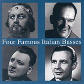 Four Famous Italian Basses by Various Artists