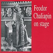 Feodor Chaliapin on Stage by Various Artists