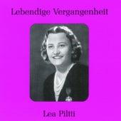Lebendige Vergangenheit - Lea Piltti by Lea Piltti