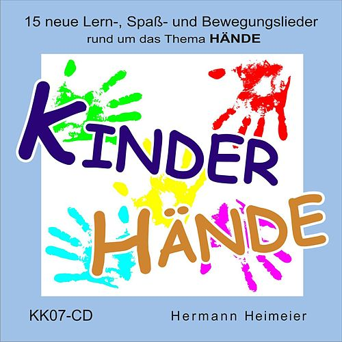 Kinderhände by Hermann Heimeier