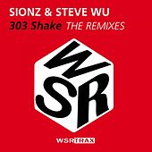 303 shake THE REMIXES by Sionz