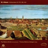 Mozart: Violin Sonatas Nos. 24, 28 & 32 by Thomas Albertus Irnberger